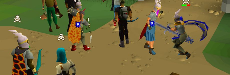 It's a completely different reality in OSRS Cover Image